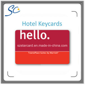 Contactless RFID Smart Card with Free Sample
