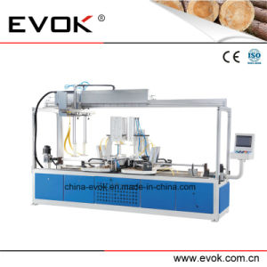 CNC High Frequency Wood Frame Joint Machine Tc-868A:  pictures & photos