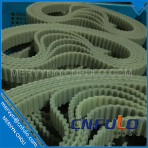 PU Timing Belt, PU Belt with Polyester Cord pictures & photos