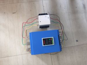 Triple AC Electric Energy Saving System Motor Soft Starter pictures & photos