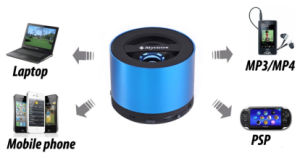Sport Portable Speaker Bluetooth Speaker pictures & photos