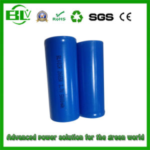 Primary Li-ion Battery, 3.7V, Cylindrical, 2050mAh 15c pictures & photos