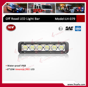 10.9 Inch 60W LED Light Bar (LH-079) pictures & photos