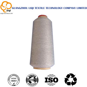 Polyester Reflecting Fabric Embroidery Sewing Yarn Thread for Knitting pictures & photos