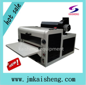 CE Newest 14 Inches Mini Desktop Multi-Roller UV Embossing Machine for Digital Paper