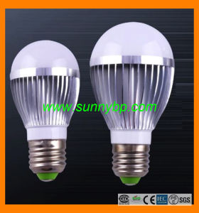 12W 240V E27 Cold White LED Bulb with IEC62560 pictures & photos