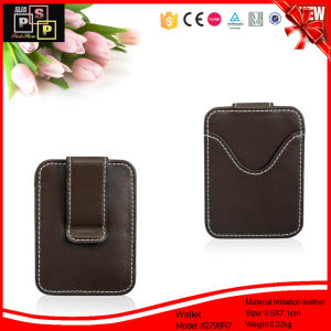China Manufacturer Tiny Simple Low Price Ladies Pars Hand Ladies Wallet, Money Clip (5656) pictures & photos