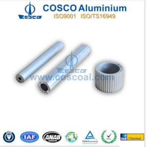 Color Painted Aluminum/Aluminium Extrusion for Pipe Tube pictures & photos