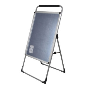 Steel Frame Poster Stand with A1 Poster pictures & photos