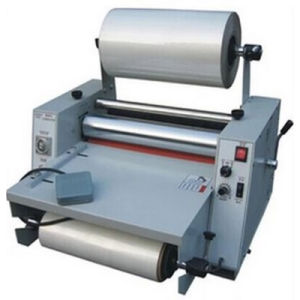 Professional Supplier High-Speed Hot Roll Laminator (BY-650)