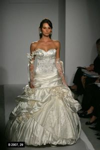 2016 Best Selling Beaded Briidal Wedding Dresses (WD029) pictures & photos