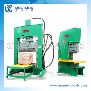 Multi Functional Floating Teeth BRT70t Hydraulic Stone Splitting Machine pictures & photos