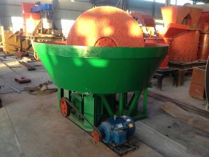 ISO Ce CIQ Wet Pan Mill Suit for Mineral Processing pictures & photos