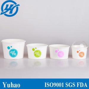 China Manufacturer Custom Design Ice Cream Paper Cup pictures & photos