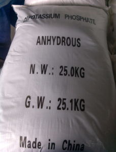 Potassium Hydrogen Phosphate Anhydrous (DKP) pictures & photos