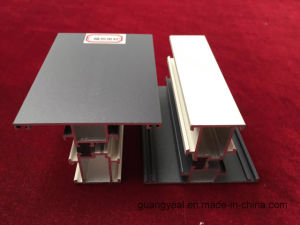 Factory 6063 Thermal Break Extrusion Aluminium Doors Windows Profile pictures & photos