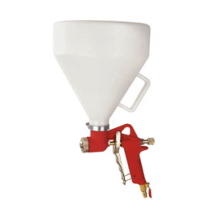 Plastic Paint Cup Air Hopper Gun (FR300) pictures & photos