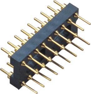 2.54mm H=3.0 15.24 Row Spacing Round Pin IC Male pictures & photos