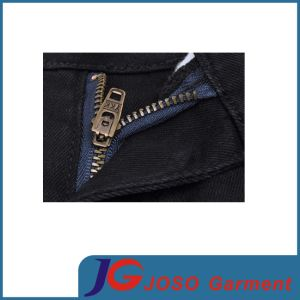 Fashion Black Girl Skinny Denim Pants (JC1395) pictures & photos