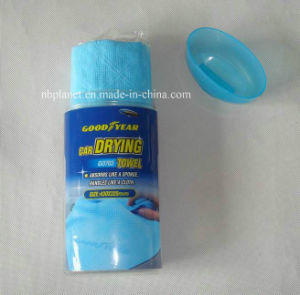 PVA Car Drying Towel pictures & photos