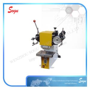Xt0039 Manual Shoes Stamping Machine pictures & photos