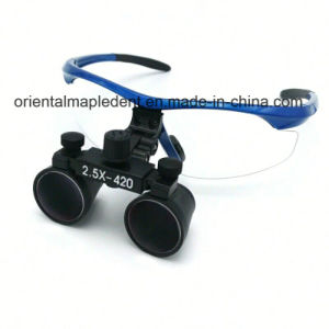 Dental Binocular Magnifier Surgical Loupes Om-Dl006 pictures & photos