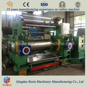 2 Roll Mill for Rubber Compounding pictures & photos