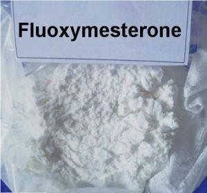 99% Prohormone Steroid Powder Halotestin (Fluoxymesteron) CAS76-43-7 pictures & photos