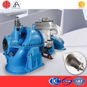 Steam Turbine Generator Set Turbine Made in China pictures & photos