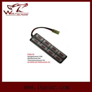 Firefox Aeg 9.6V 1500mAh Twin Ni-MH Battery pictures & photos