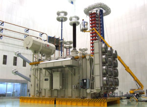 220kv Three Phase on Load Voltage Power Transformer pictures & photos