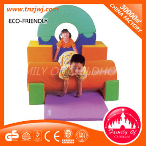 Attractive Magic Around Chair Soft Playground Equipment for Children pictures & photos