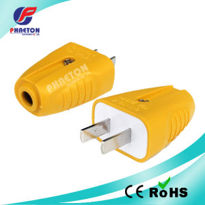 2pin AC Power Plug for Cable Connection pictures & photos