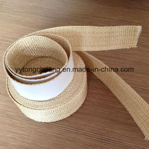 Heat Treated Texturized Fiberglass Insulation Tape with Self-Adhesive pictures & photos