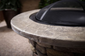 Stone Fire Pit pictures & photos