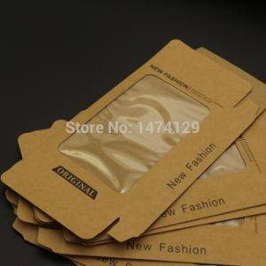 Craft Phone Outer Shell Packaging, Mobile Phone Case Packaging with Window pictures & photos