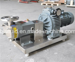 Stainless Steel Salad Sauce Rotor Pump pictures & photos