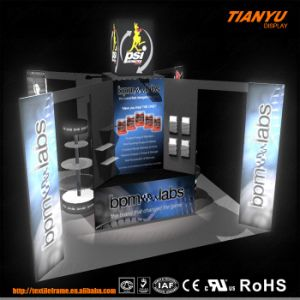 2016 Hot Sale Aluminum Reusable Exhibition Booth pictures & photos