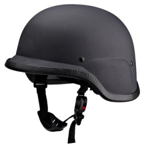ABS Military Riot Control Helmet pictures & photos