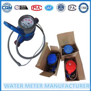 Dry Dial/Wet Trpe Water Meter for Remote Water Meter pictures & photos