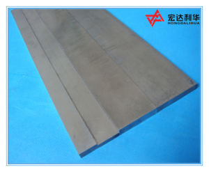 Yg8 Carbide Plates for Cutting Use in Various Size pictures & photos