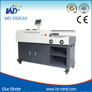 Perfect Book Binding Machine (WD-D60C -A3) pictures & photos
