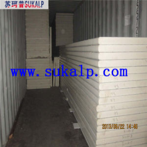 Polyurethane Sandwich Roof Panel pictures & photos
