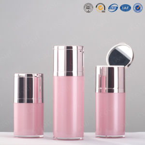 Hot Selling Clear Bottle Cosmetic for Skincare Airless pictures & photos
