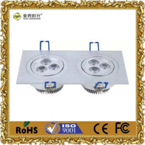Factory Modern Design COB Indoor LED Ceiling Grille Light