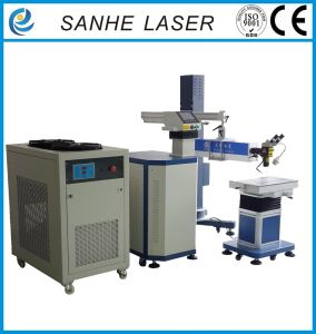 Mold Laser Welding/Laser Welder Machine for Repairing Moulds Machinery pictures & photos