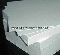 White Cardboard Cis Gloss White Packaging Paper Board pictures & photos