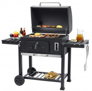 Outdoor Charcoal BBQ Grill Smoker for Wood Pellet Barbecue pictures & photos