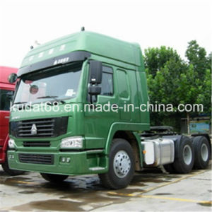 HOWO Heavy Truck Tractor (ZZ4257V3247N1B) pictures & photos