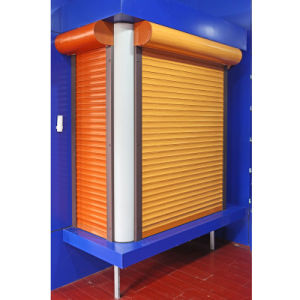 European Rolling / Roller Shutter Window (43mm slats) pictures & photos